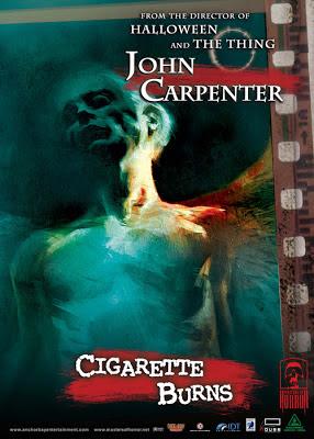 El fin del mundo en 35 milímetros, Cigarette burns