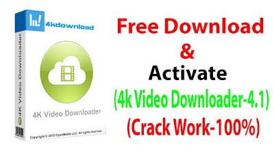 serial number 4k video downloader