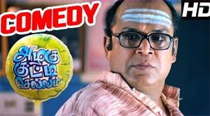 Azhagu Kutti Chellam Comedy scenes   Ken Karunas   Yazhini   Karunas   Suresh   John Vijay