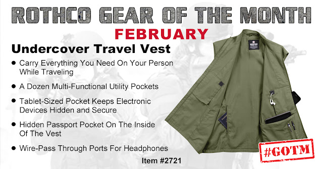 Uncover This Month s Gear of the Month