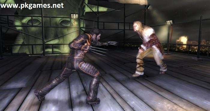Xman Game Online