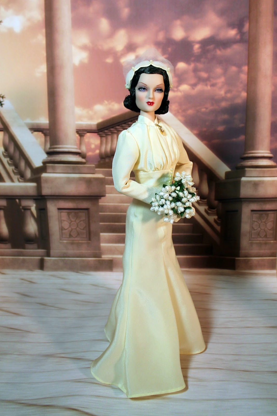 Diane On Whidbey Island Wallis Simpson Wedding Dress