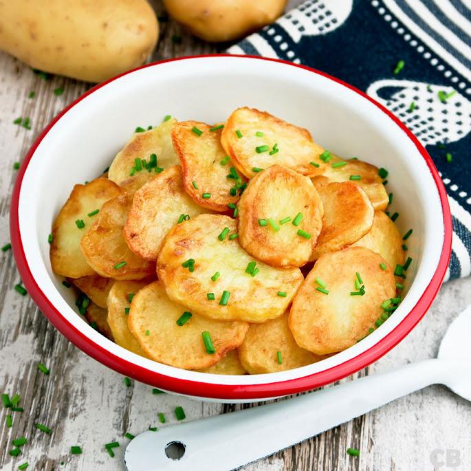 De allerlekkerste gebakken aardappeltjes