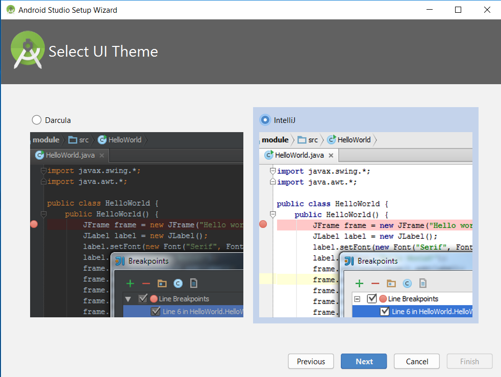 How to Setup Android Studio in Windows 10