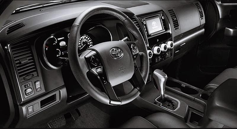2018 Toyota Tundra Trd Sport and Spec