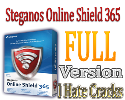 Get Steganos Online Shield 365 Free Serial Number 5 GB Traffic Volume