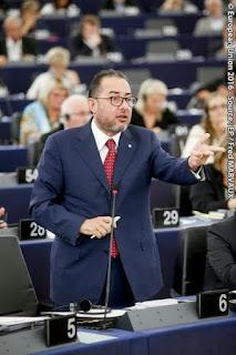 Gianni Pitella, debate sobre el estado de la Unión.