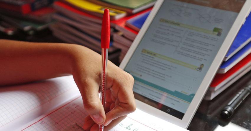 MINEDU anula compra de tablets por incumplimiento de empresa y plantean nueva convocatoria