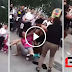 WATCH: This Man Protects His Mistress from Being Brutally Beaten Up by His Wife and Daughter!