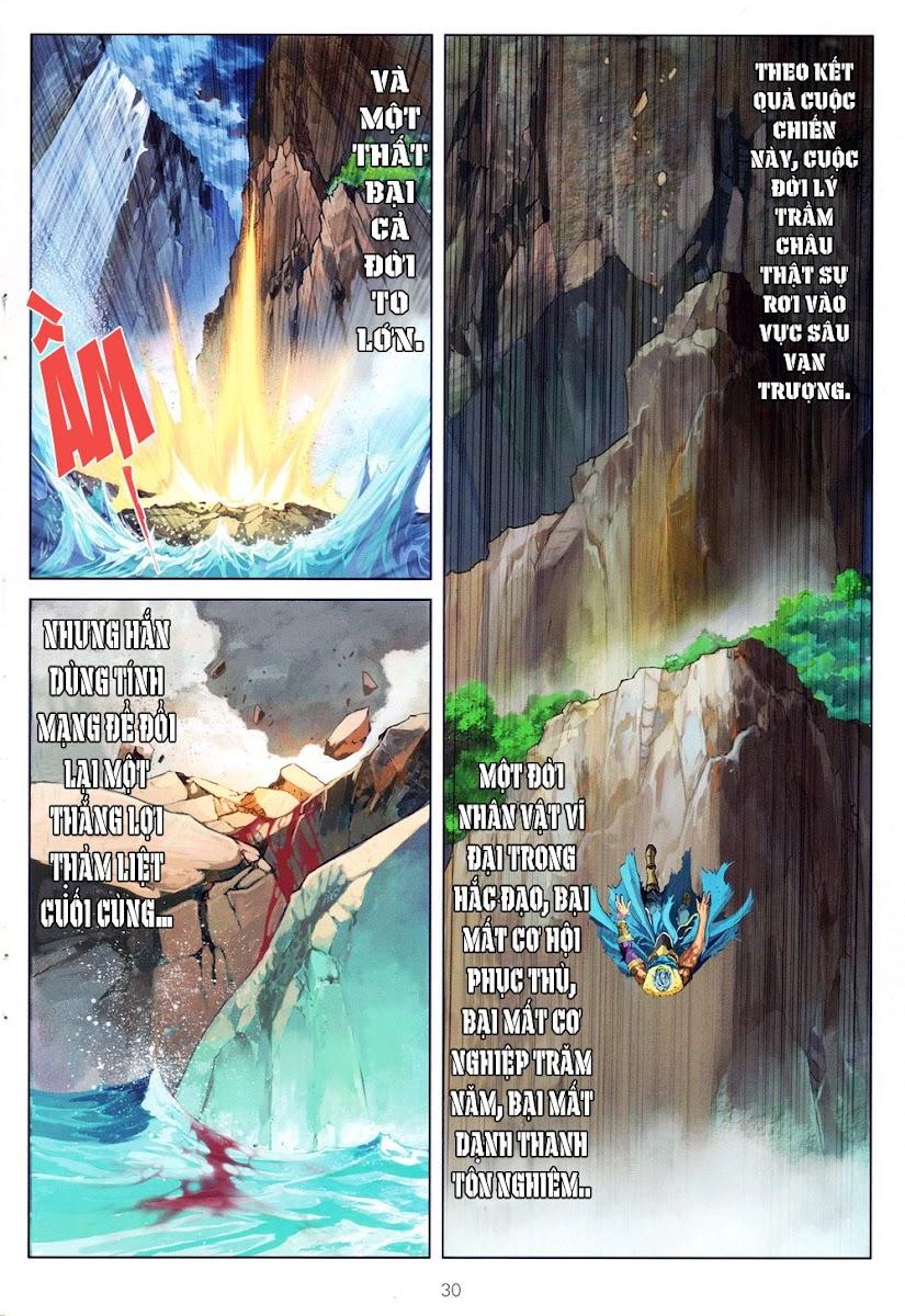 Ôn Thụy An Quần Hiệp Truyện chap 72 trang 27