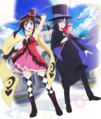 Ilustração Promocional - Hatena☆Illusion