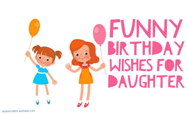 Wishing Happy Birthday For Daughter