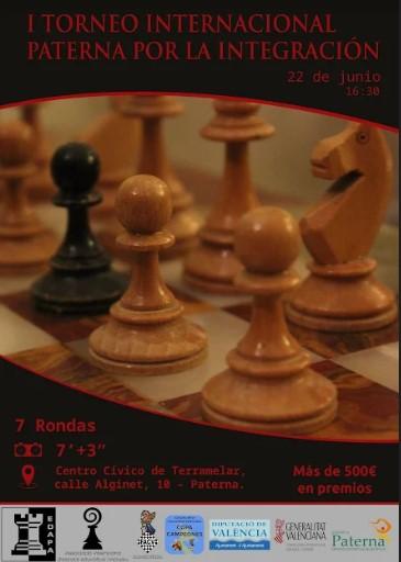 22 junio, Open Paterna por la integración (CC)