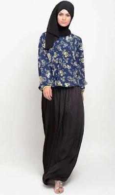 Contoh Baju Batik Untuk Remaja Berjilbab