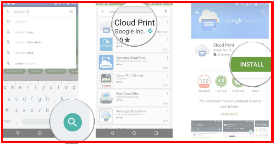 How to Print From Tablet to Canon Printer