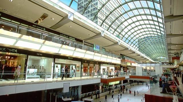 O que fazer no Shopping Stonwstown Galleria Mall em San Francisco