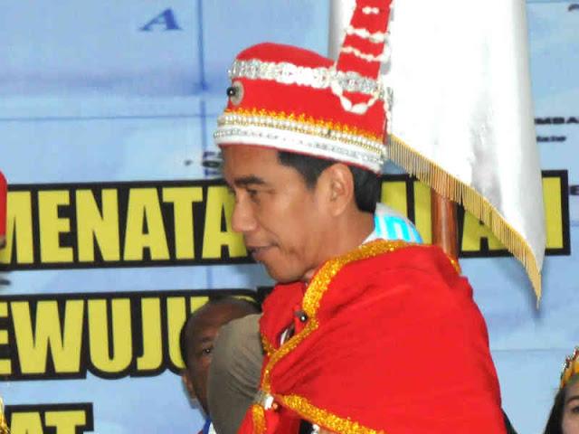 Jokowi Wajib Masukan Orang Maluku dalam Kabinet Berikutnya