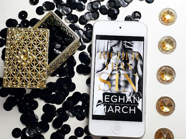 Meghan March - Richer Than Sin (Sin Series #1) {Review}