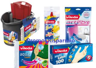 Logo Vileda: risparmia con 5 nuovi buoni sconto