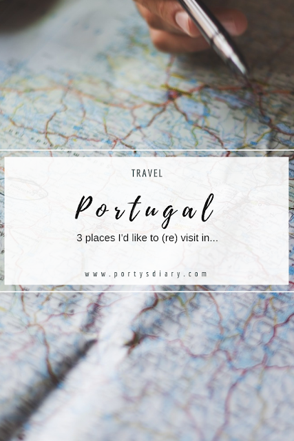 Travel | 3 places I would like to (re) visit in the Portugal, featuring cities spread all over the country. All photos by Bárbara Santos for WWW.PORTYSDIARY.COM