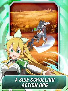 Sword Art Online Mod APK Update Terbaru
