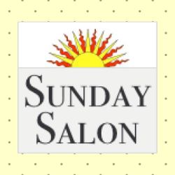 I'm the Host of Sunday Salon