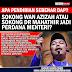 Sokong Wan Azizah Atau Sokong Dr Mahathir Jadi PM.. Apa Pendirian Sebanar DAP??