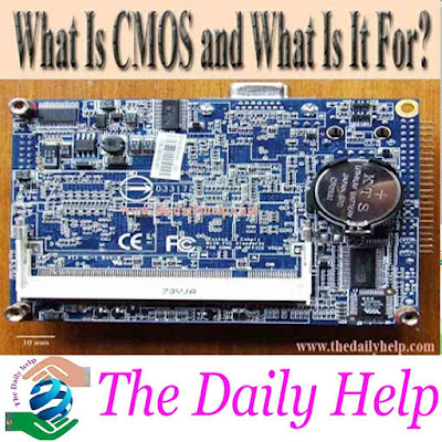 What Is CMOS and What Is It For