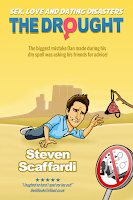 The Drought, The Drought by Steven Scaffardi, Sex Love and Dating Disasters, Lad Lit, Lad Lit Book, Lad Lit Novel, Lad Lit Comedy, Comedy Book, Comedy Novel, Funny Book, Chick Lit For Men,
