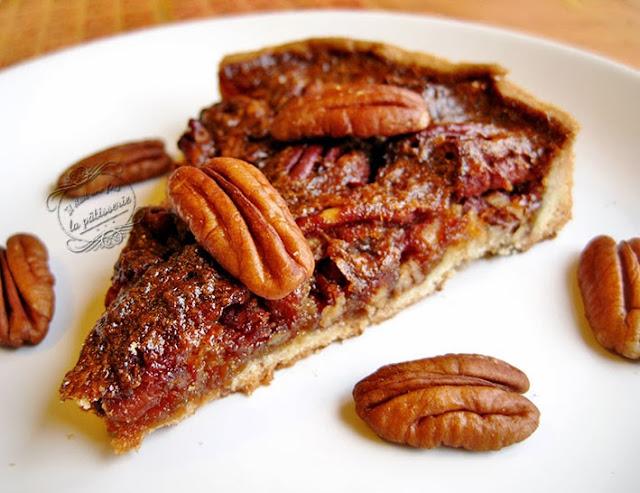 tarte noix de pécan sirop d'érable