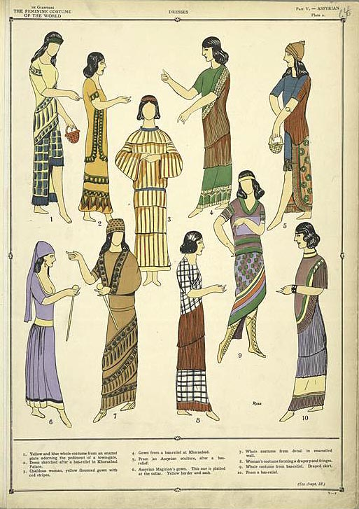 Mesopotamia | Fashion Through the Ages