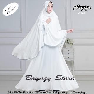 Asyifa Syar'i by Boyazy
