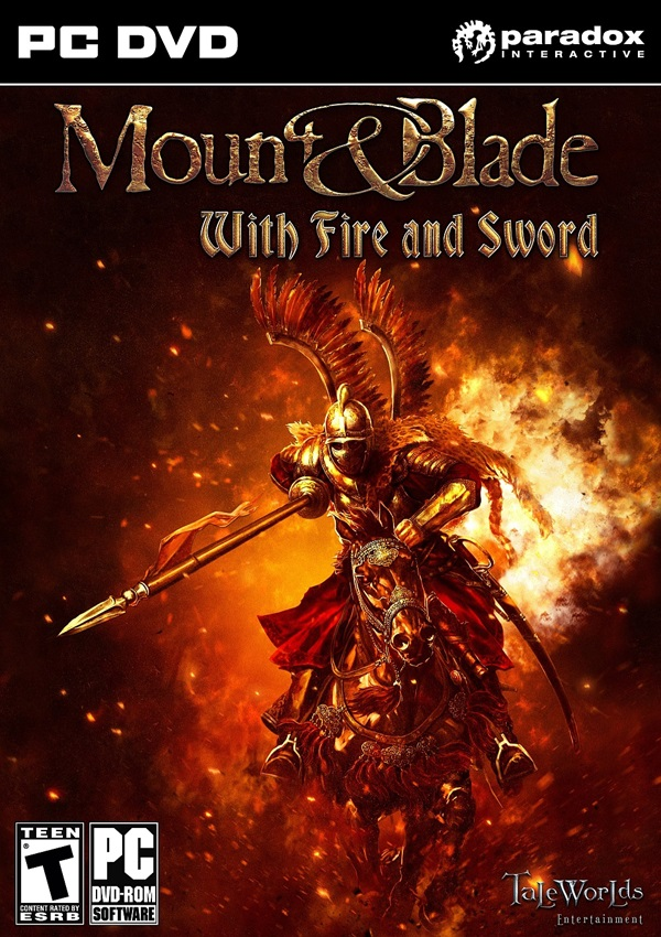 Mount and Blade with Fire and Sword Download Cover Free Game
