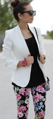 usando blazer na moda
