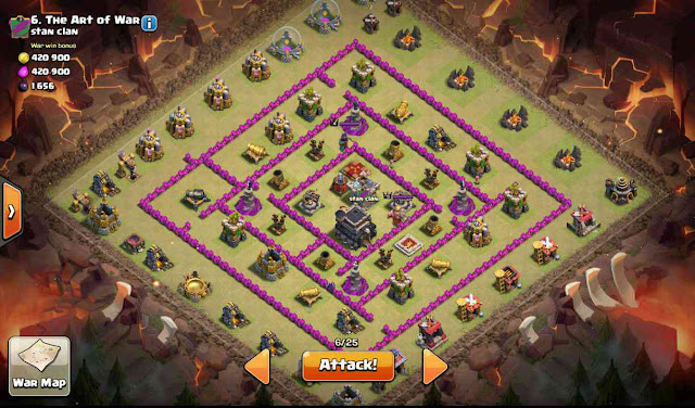 Clash-of-clans-Gowiwi-attack-strategy