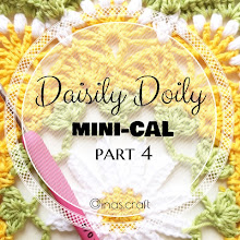 Daisily Doily mini-CAL (part 4)