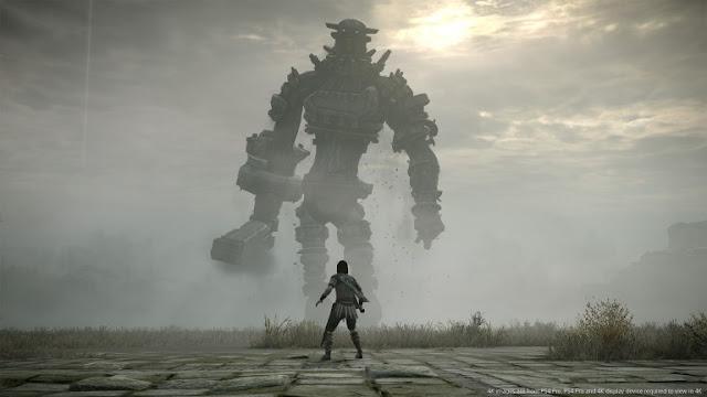 ريميك لعبة Shadow of the Colossus يستخدم نفس حزمة التطوير الأصلية !