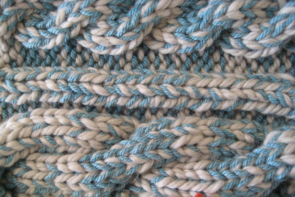 Knitting With Karma: Colorwork 1 - choose yarn and colors