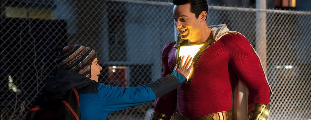 Shazam! | Action, Adventure, Fantasy | 5 April 2019 (USA)