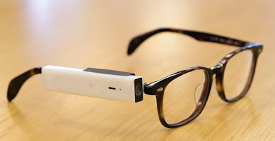 Blincam Wearable Camera