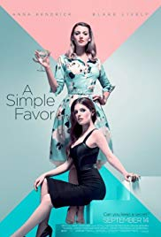 Watch A Simple Favor Online Free 2018 Putlocker
