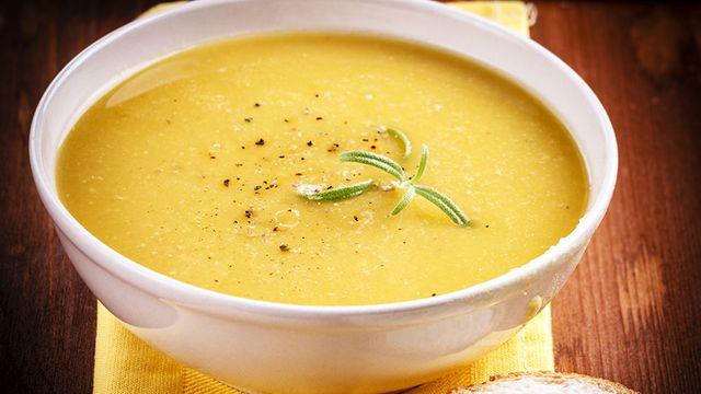 Lentil Soup - Shourabat Adas