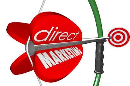 6 Jenis Pemasaran Langsung (Direct Marketing) dalam Proses Pemasaran