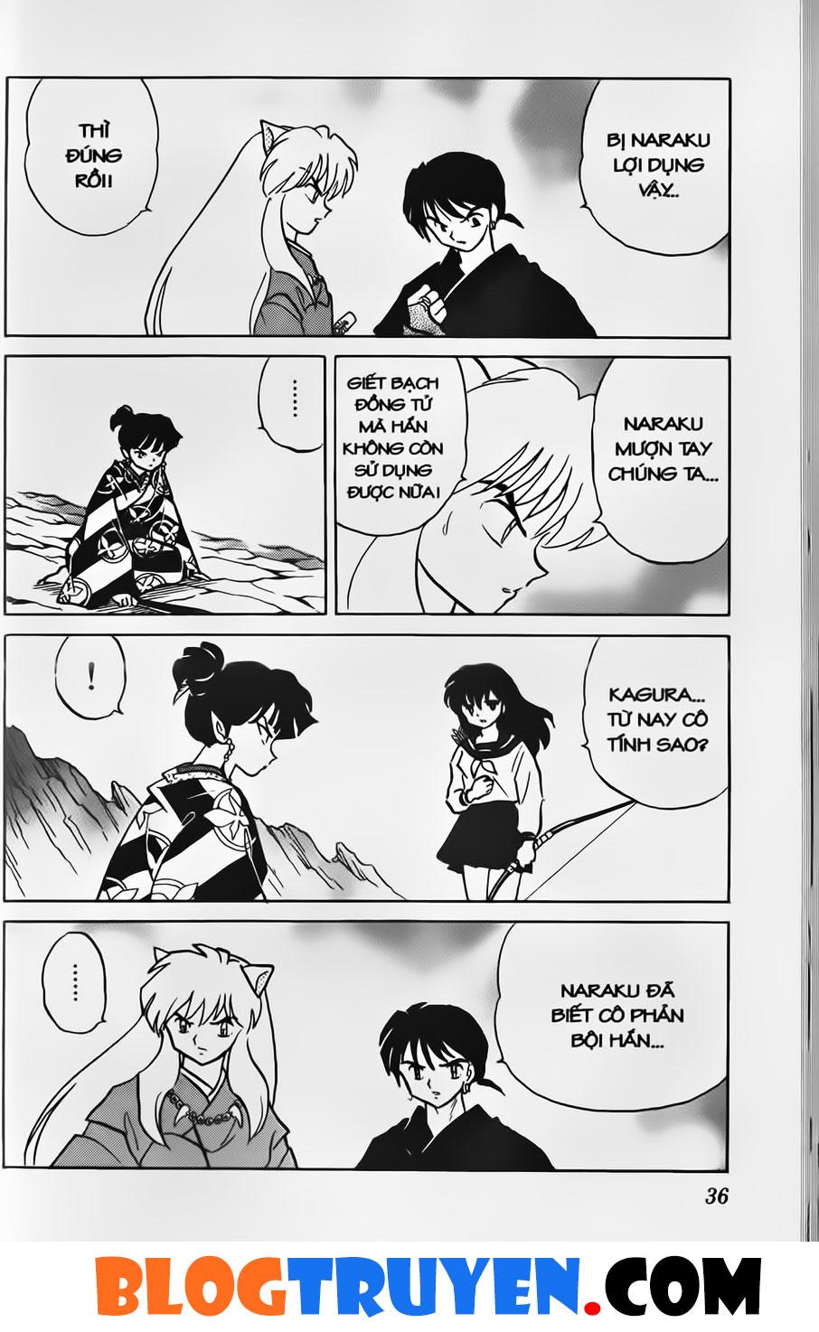 Inuyasha vol 38.2 trang 15