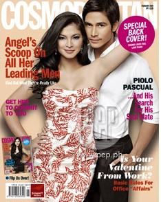PURSE PAPARAZZI: What's Inside Angel Locsin's Most Precious Purse? It's For You To Find Out!
