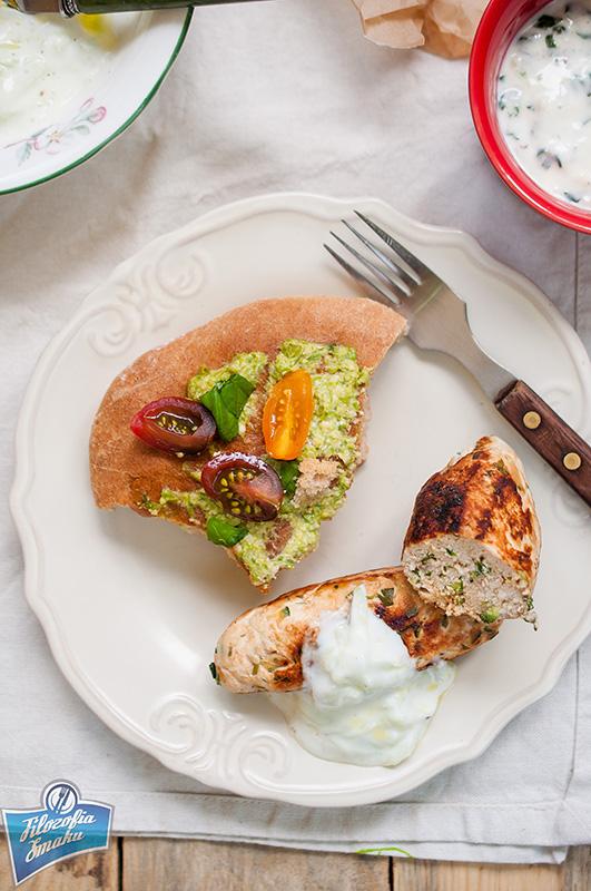 Kofty z mięsa z indyka