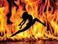 Resultado de imagen de danzas primitivas alrededor del fuego