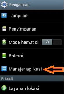Cara Menonaktifkan Pemberitahuan Aplikasi Atau Game Android