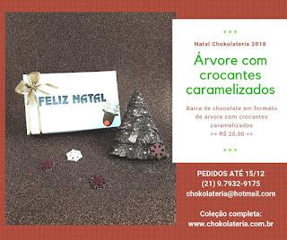 Natal Chokolateria 2018