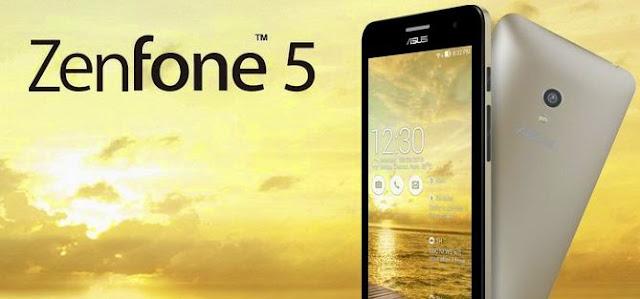 Flash Asus Zenfone 5 (succeeded)